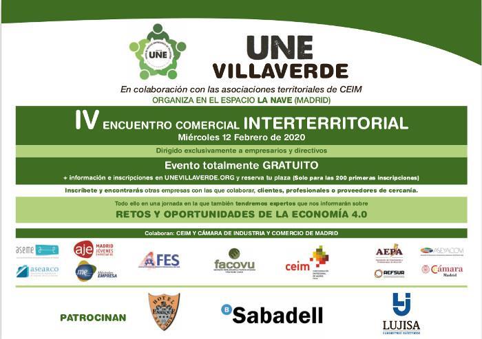 Encuentro Comercial Interterritorial